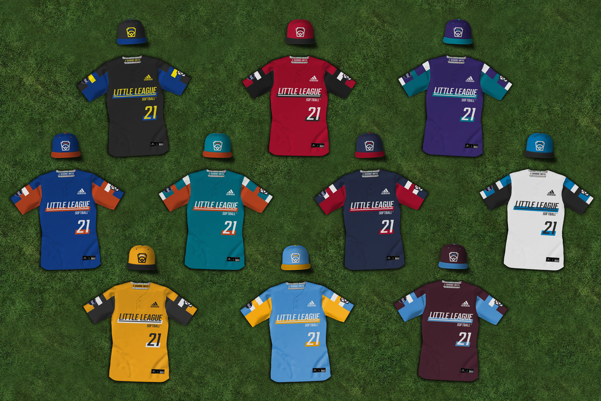 2021 LLSWS Uniforms