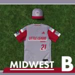 LLB Midwest B uniform
