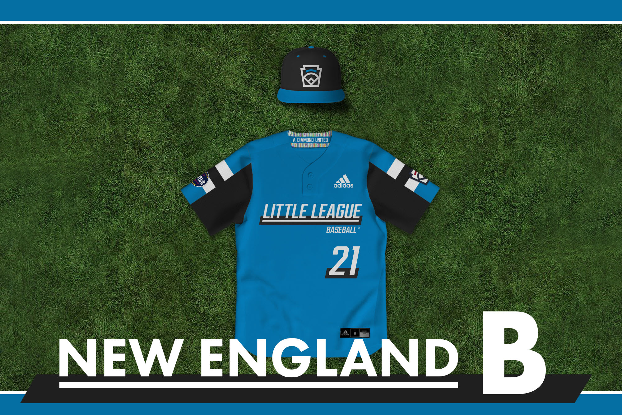 LLB New England B uniform