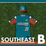 LLSB Southeast B uniform