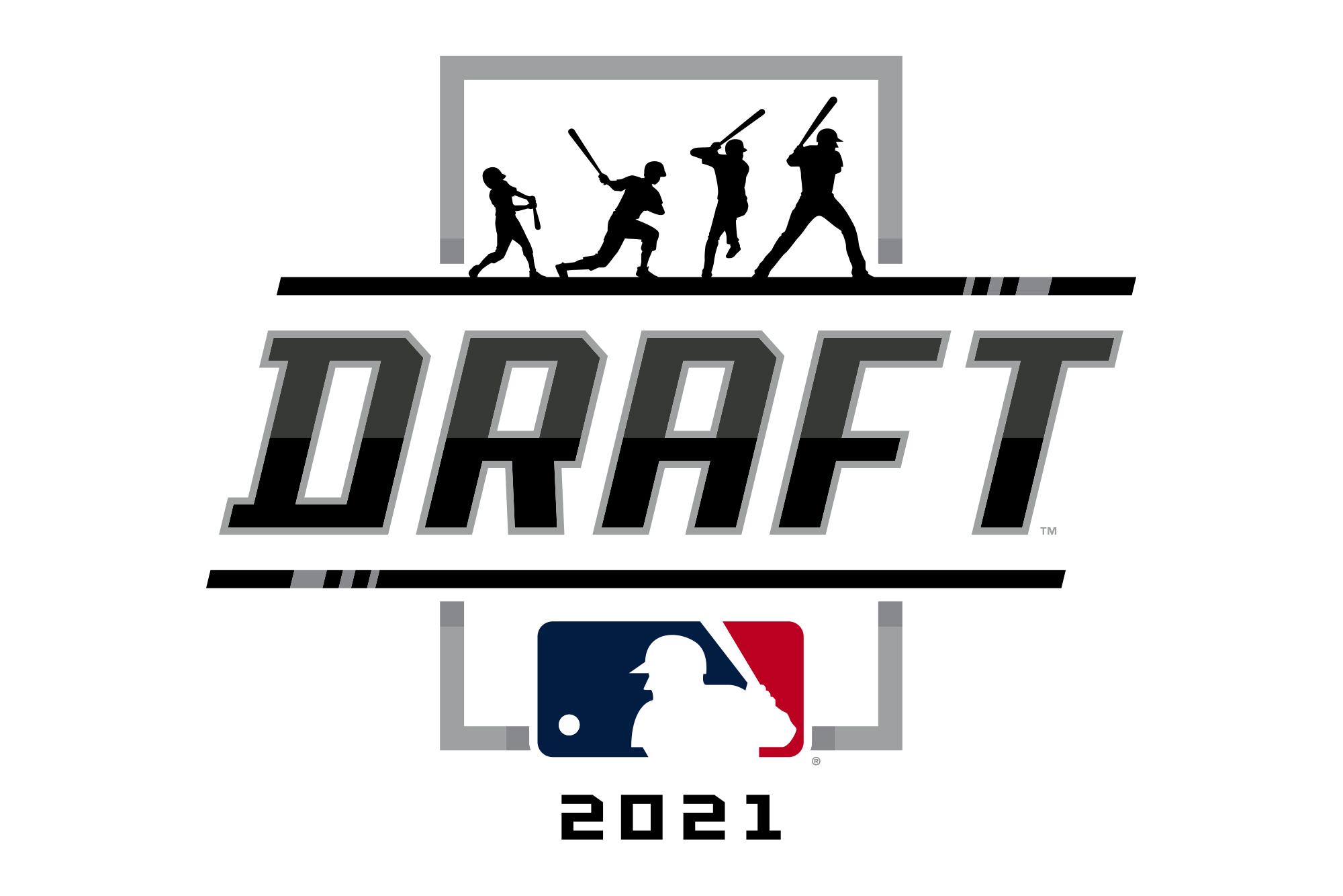 2021 MLB Draft Logo